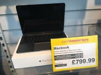 Apple Macbook, Boxed - Immaculate!