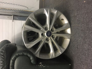 Stock Ford Escape RIMS ONLY 700.00 OBO