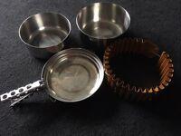 MSR pots and pans