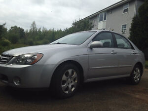 2006 Kia Spectra LX Sedan - MUST SELL!!!