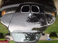 1998 BMW Z3 Black Convertible