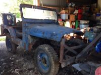 1968 CJ-5 jeep for sale