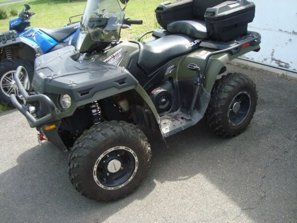 Used 2012 Polaris SPORTSMAN 500 4WD