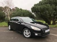 2011 PEUGEOT 508 2.0 HDI SW ACTIVE 5D DIESEL (ONE FORMER KEEPER | NEW MOT)