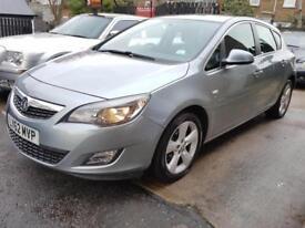 Vauxhall/Opel Astra 1.6i VVT 16v ( 115ps ) 2012MY SRi FSH Great Condition Warra