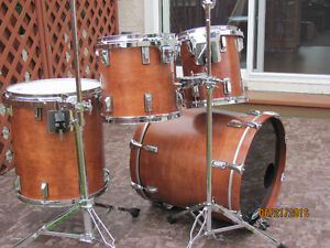 Canwood Drums