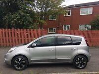 **2012 Nissan Note 1.4 N Tec Petrol Manual 5 Speed 5 Door L@@K**