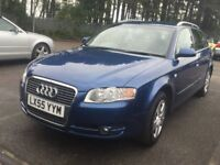 Audi A4 avant 2.0 diesel manual 6 speed full audi service history timingbelt done