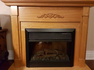 Electric Fireplace - Dimplex: North America Limited / Almost New