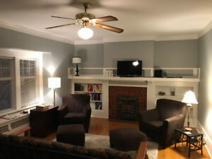 Room for Rent in a 1200 sq. ft. 2 Br Apt in South Granville