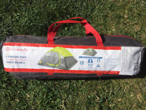 Outbound 2-person 6ft x 5ft Tent
