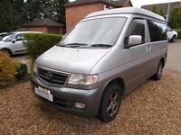 Mazda Bongo Pop Top Four Berth Electric Roof Mirrors and Windows Aircon Ref 9040