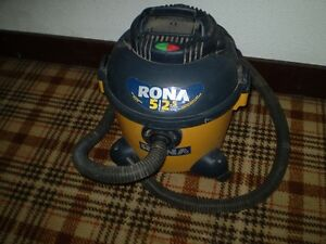 RONA 5 GAL. 2.5 HP SHOPVAC