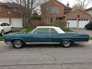 1964 PONTIAC BONNEVILLE SURVIVOR CAR-EXCELLENT