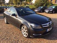 2013 Mercedes-Benz C Class 2.1 C220 CDI BlueEFFICIENCY AMG Sport Sport