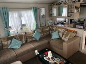 Static Caravan For Sale Off Site 3 Bedroom ABI Beachcomber 38FTx12FT Three