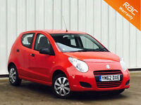 Suzuki Alto 1.0 ( 68ps ) SZ 1 OWNER FINANCE AVAILABLE
