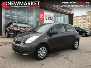 2009 Toyota Yaris   TRADE IN - EMISSION AND CERTIFIED