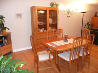 Teak Buffet & Hutch and much more