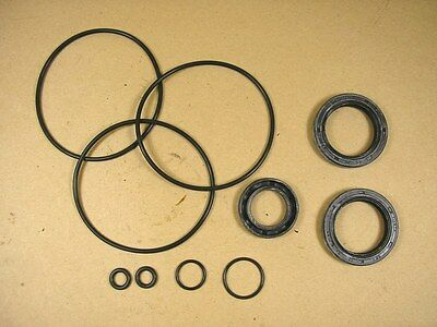 1957 1958 Pontiac All Power Steering Gear Box Rubber Seal Kit C5685263RS