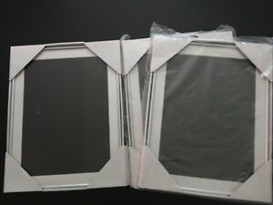 3 Picture Frames NEW