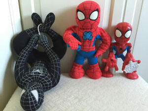 Spiderman Toy Kids Hang 3x Toddler Play Boy Spider Talk Baby lot