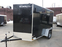 NEW 2016 STEALTH 6' x 12' CARGO