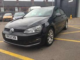 Volkswagen Golf 2.0TDI gt( 150ps ) ( s/s ) 2013MY GT