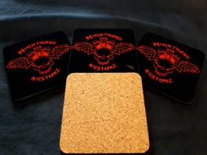 Drink coasters, business cards & more.