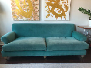 Willoughby Couch by Anthropologie