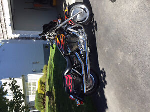 Mint Honda Shadow Sabre - Loaded