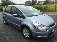 2007 Ford S-MAX 1.8TDCi ( 125ps ) 6sp .5MY LX
