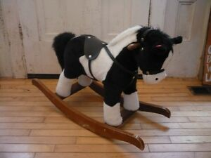 UNUSUAL ROCKING HORSE