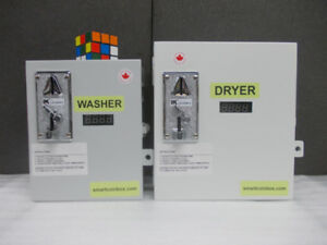 SmartCoinBox Conversiont Kit for House Washer/Dryer