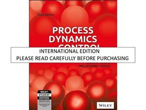 Process dynamics and control books ebay process dynamics and control by dale e seborg duncan a mellichamp thomas fandeluxe Images