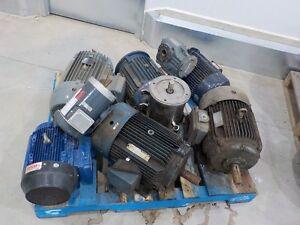 lot de moteur industriel à vendre Québec City Québec image 1