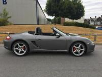 2009 Porsche Boxster S 3.4. Immaculate example.
