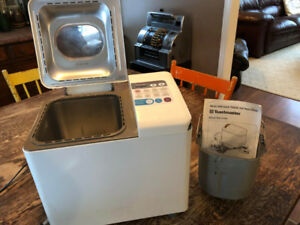 FOR SALE; Toastmaster Bread Machine