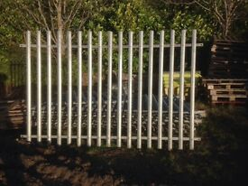 Steel Palisade Panels