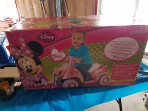 6 volt Minnie Mouse Kids Quad