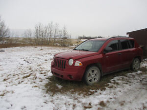 2009 Jeep Compass FWD North Edition
