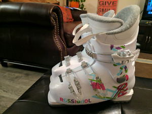 Girls/Kids/Youth Downhill Ski Boots