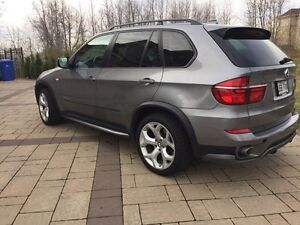 BMW X5!! XL Package, 7seats , 2011. Diesel. Extended Warranty. West Island Greater Montréal image 9