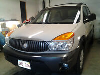 2003 Buick Rendezvous FWD $4540.00 ALL IN-NO FEES!