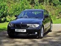 BMW 1 Series 118i 2.0 M Sport 5dr PETROL MANUAL 2010/10