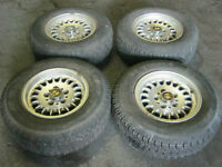 mag original for bmw with winter tires 215/75/14