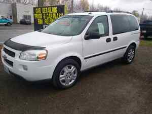 Chevy Uplander 2007 Mint Condition