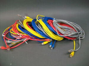 Cat5e Network cables for sale, going cheap!