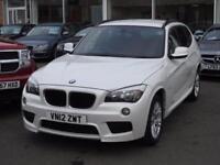 2012 BMW X1 xDrive 20d M Sport 5dr 5 door Estate