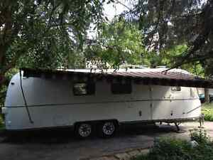 28 ft Argosy Travel Trailer by Airstream
